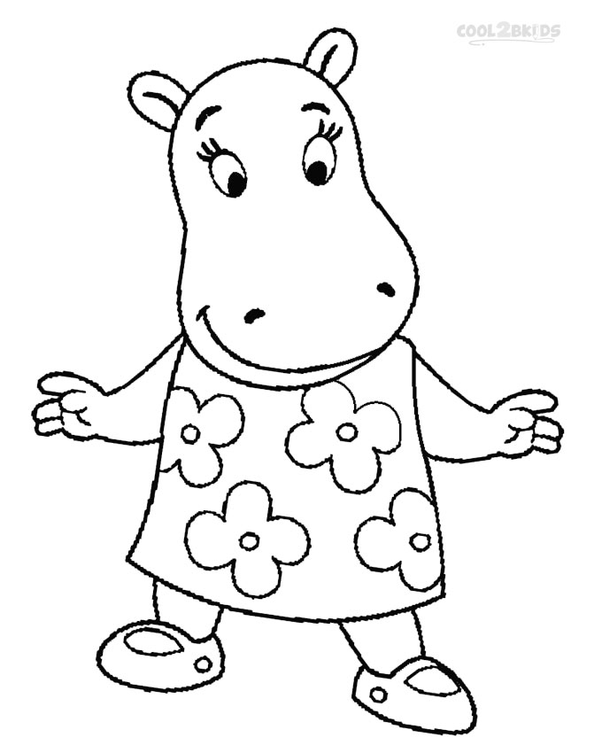 backyardigans coloring pages printable backyardigans coloring pages for kids cool2bkids backyardigans pages coloring