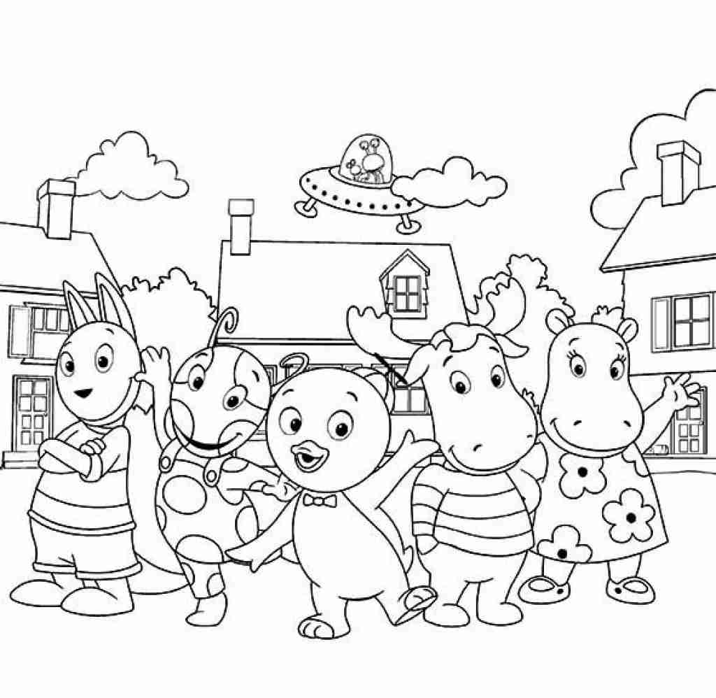 backyardigans coloring pages printable backyardigans coloring pages for kids cool2bkids coloring pages backyardigans