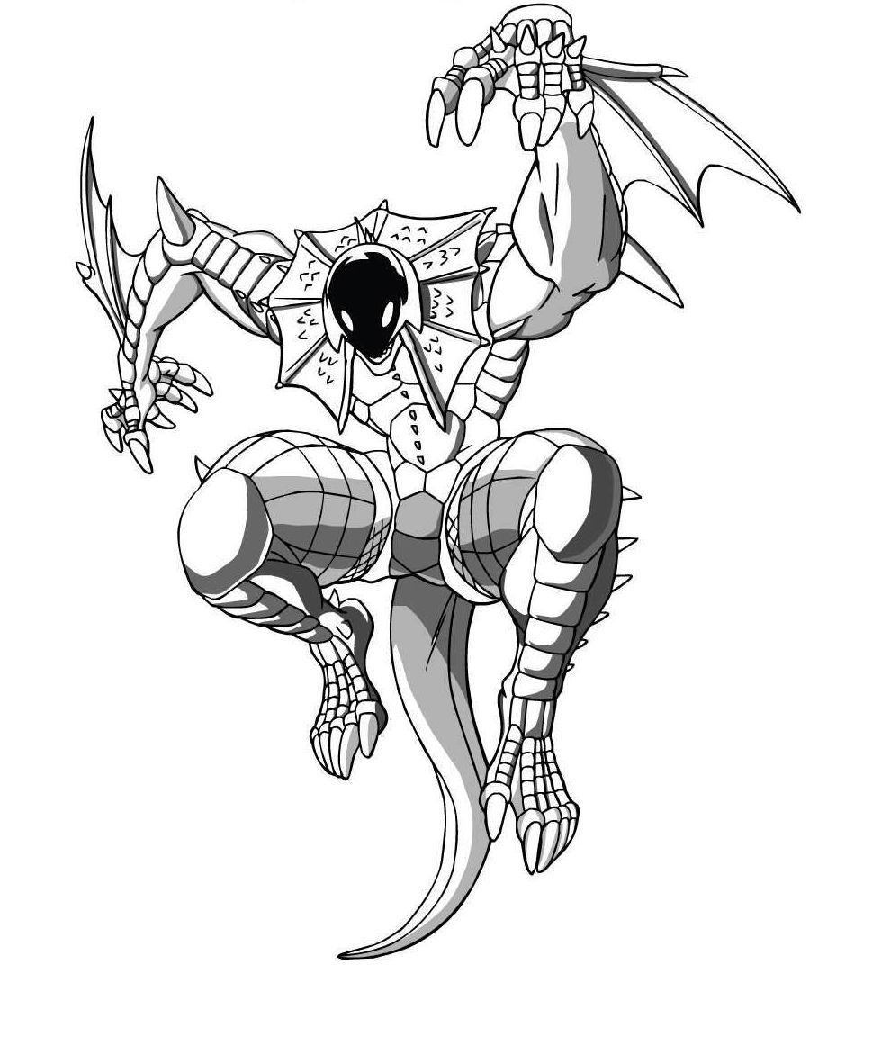 bakugan coloring free printable bakugan coloring pages for kids coloring bakugan