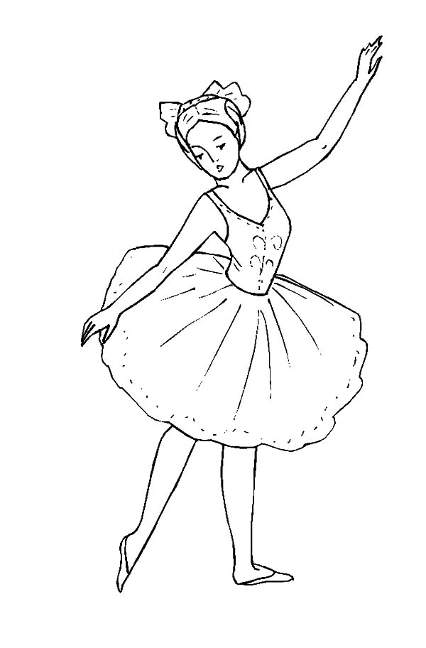 ballerina coloring book pages ballerina coloring pages for childrens printable for free coloring ballerina book pages