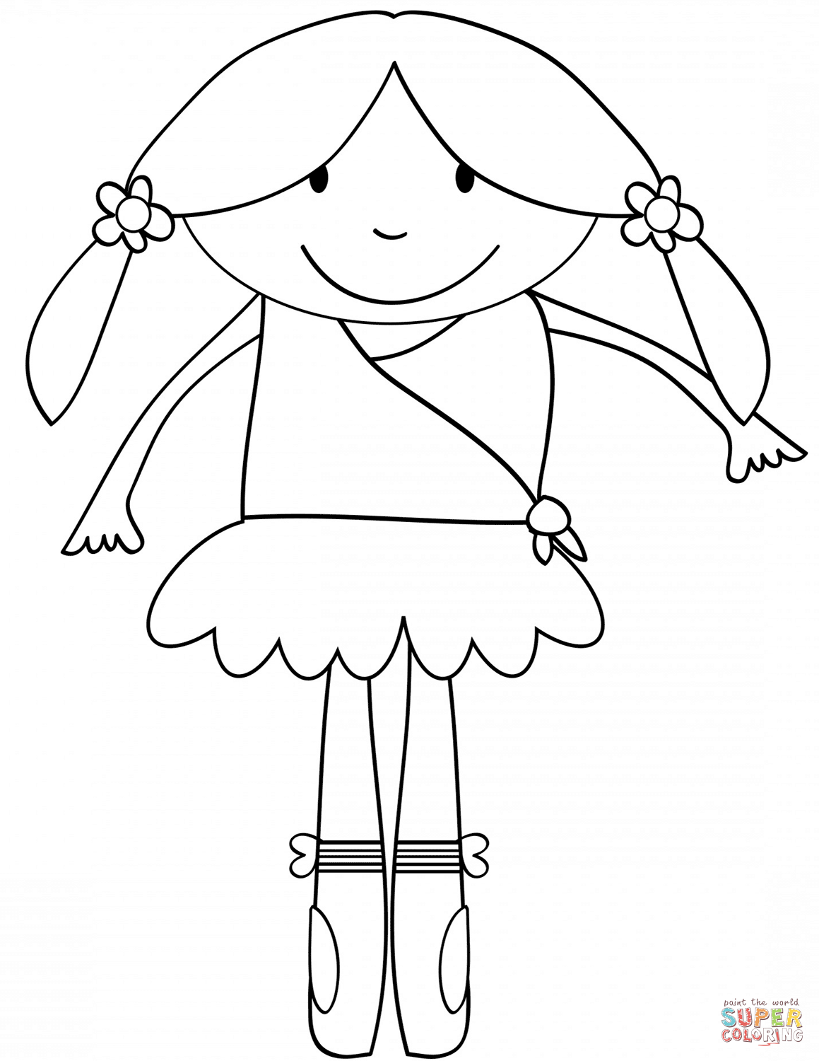 ballerina coloring book pages ballerina coloring pages for childrens printable for free pages coloring ballerina book