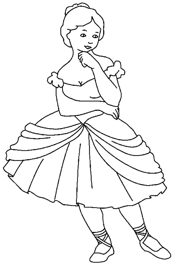 ballerina coloring book pages get this beautiful ballerina coloring pages 990834 book coloring ballerina pages