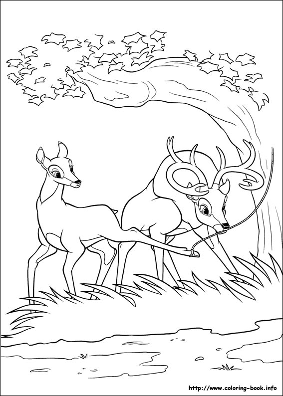 bambi and faline coloring pages bambi and faline coloring pages coloring pages and coloring faline bambi pages
