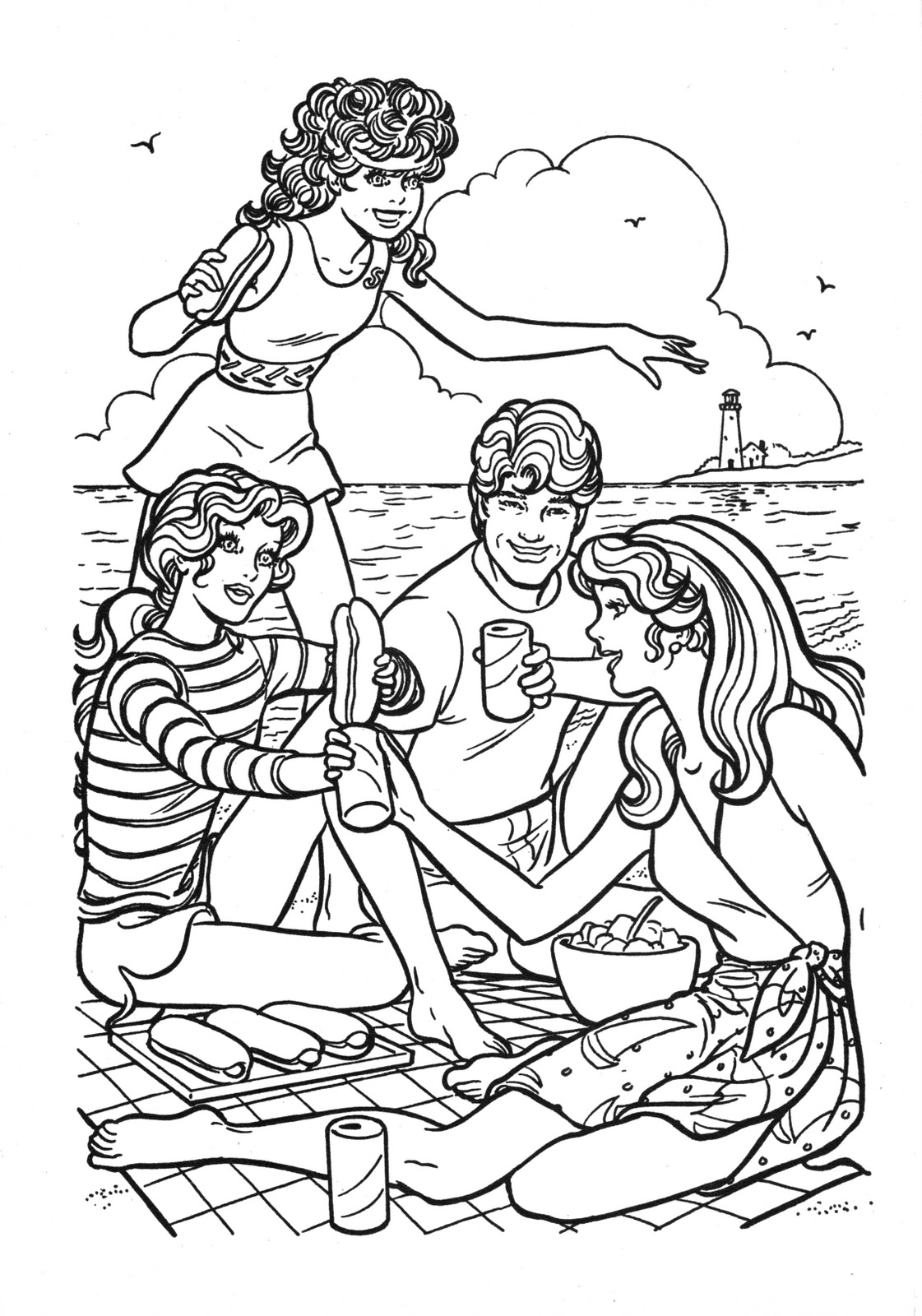 barbie and ken coloring sheets barbie and ken coloring pages getcoloringpagescom sheets ken and coloring barbie