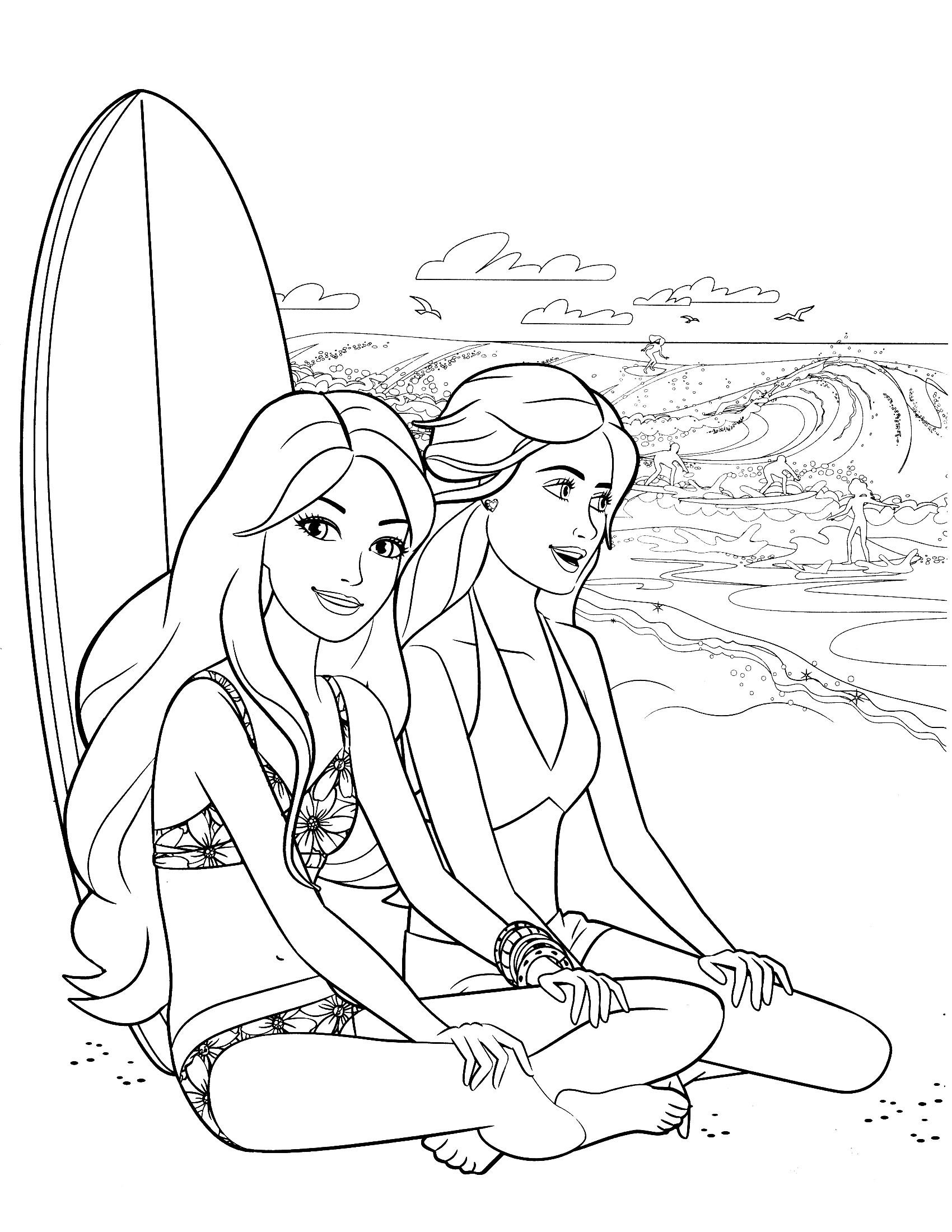 barbie coloring book coloring pages barbie free printable coloring pages coloring book barbie