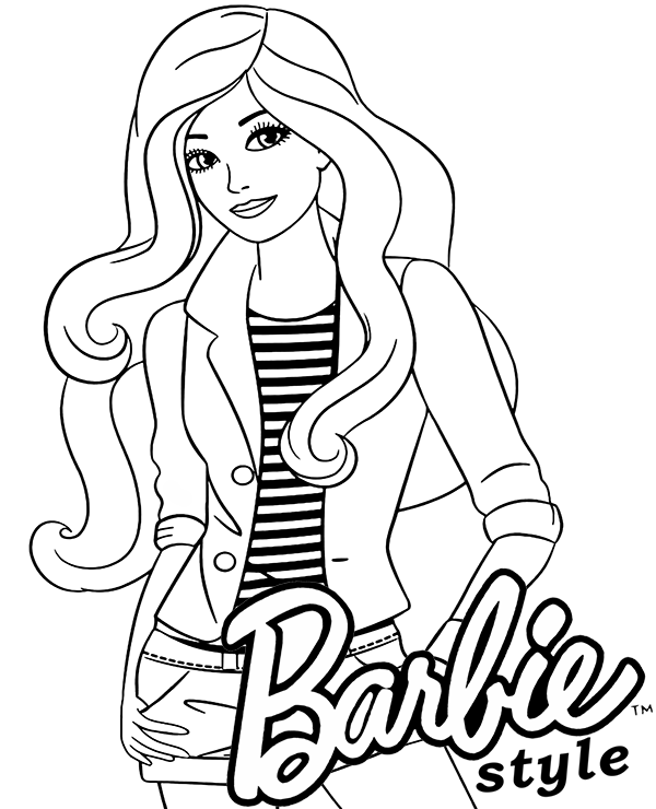 barbie painting pages barbie painting pages barbie painting pages