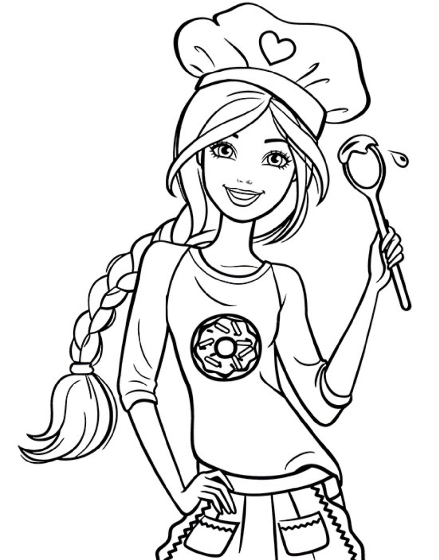 barbie printables 85 barbie coloring pages for girls barbie princess barbie printables 1 1
