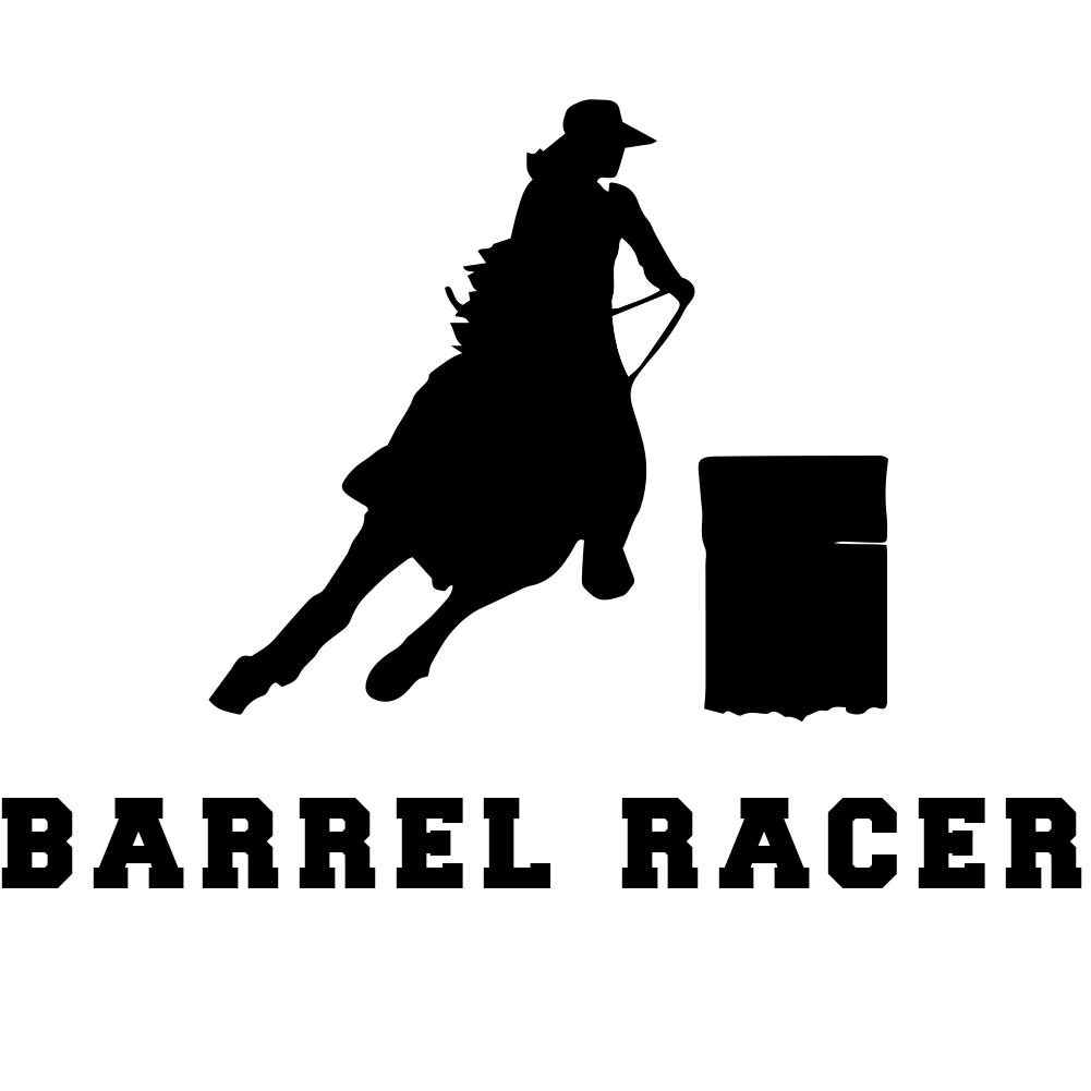 barrel racer silhouette library of barrel racing silhouette graphic library racer silhouette barrel