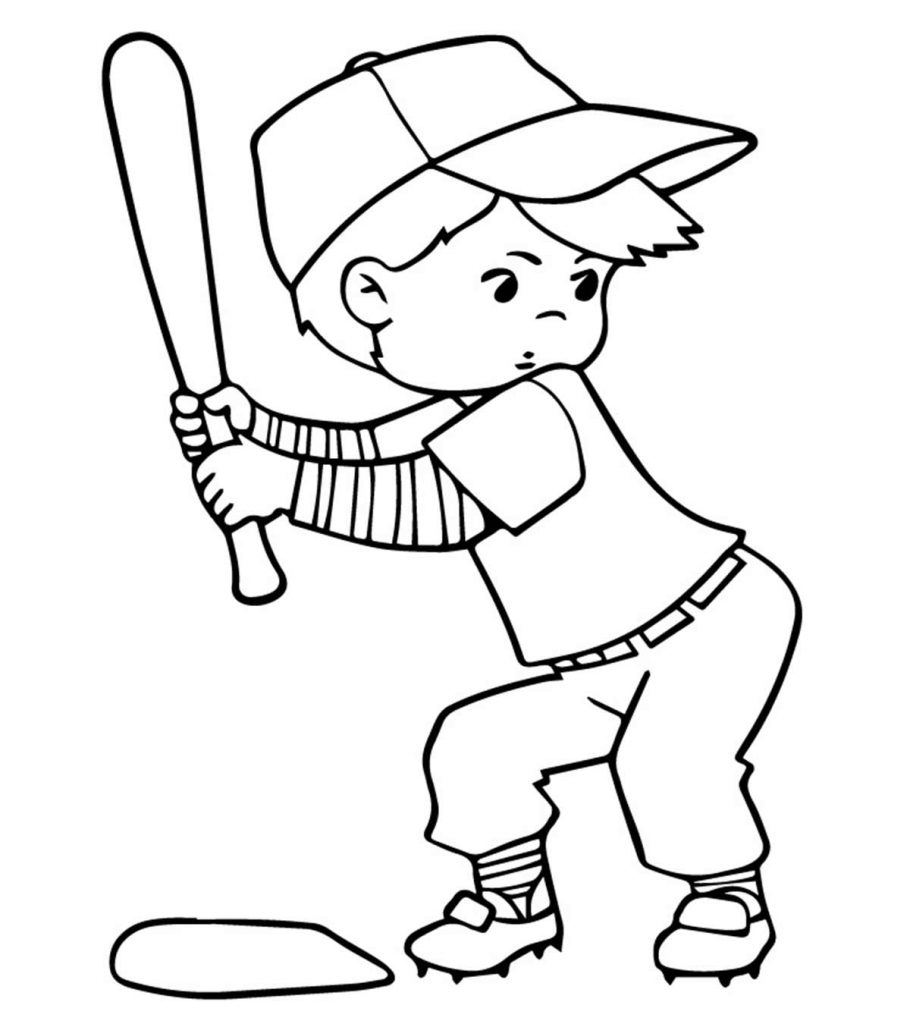 baseball coloring pictures 30 free printable baseball coloring pages pictures coloring baseball