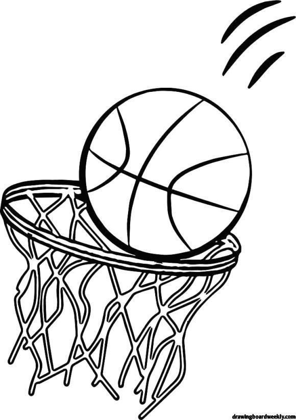 basketball pictures to color basketball to color for children basketball kids basketball pictures color to