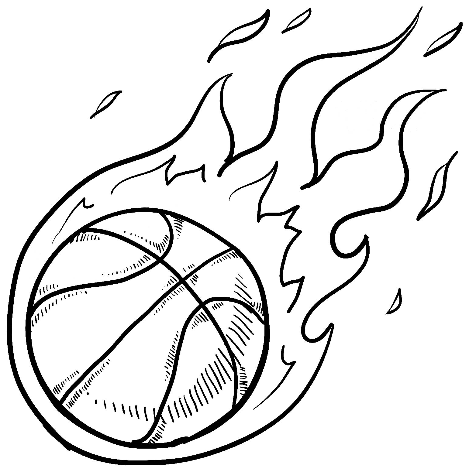 basketball pictures to color coloring page basketball free drawing board weekly to pictures basketball color