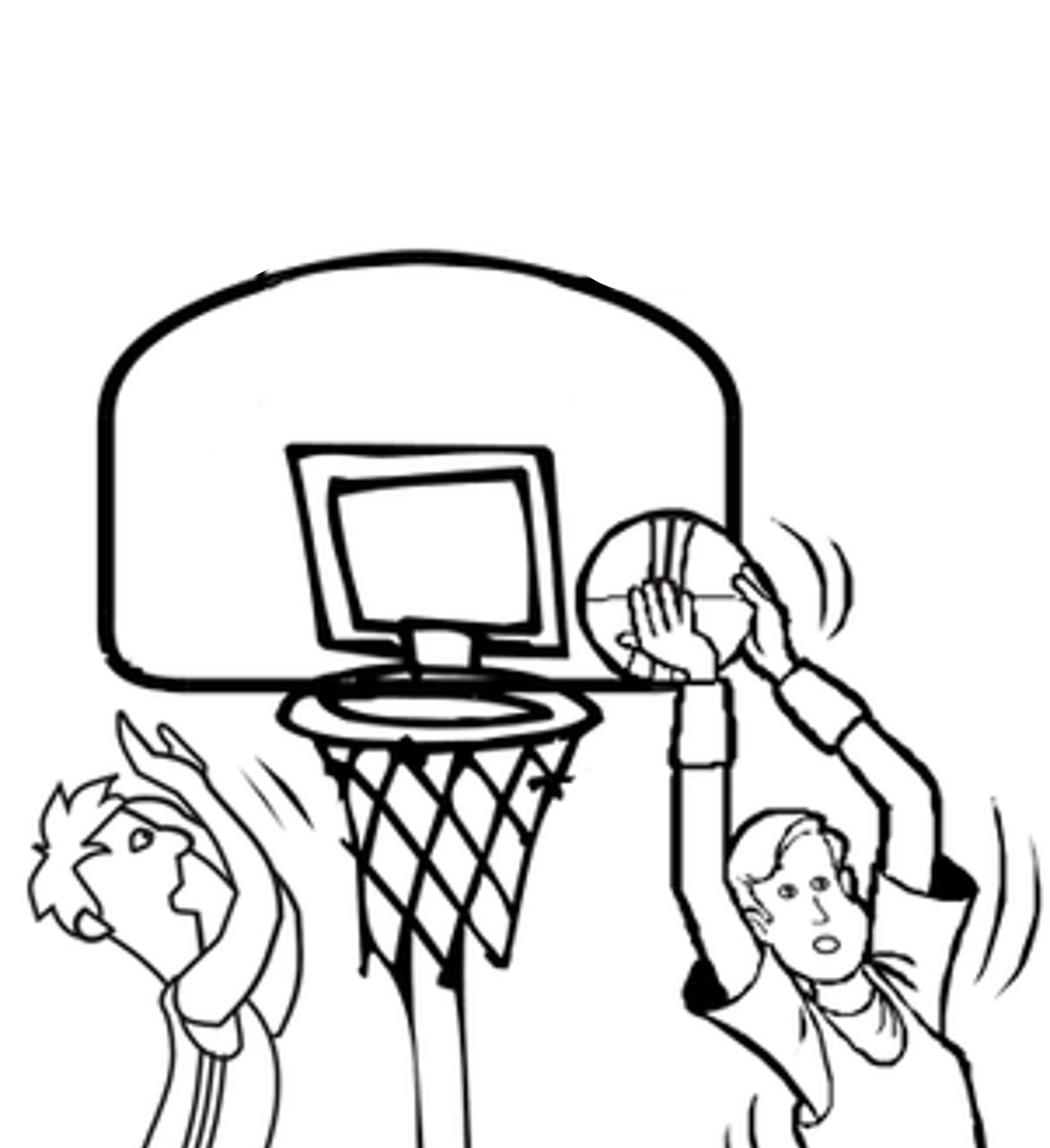 basketball pictures to color dunk its basketball coloring pages free for you color basketball pictures to