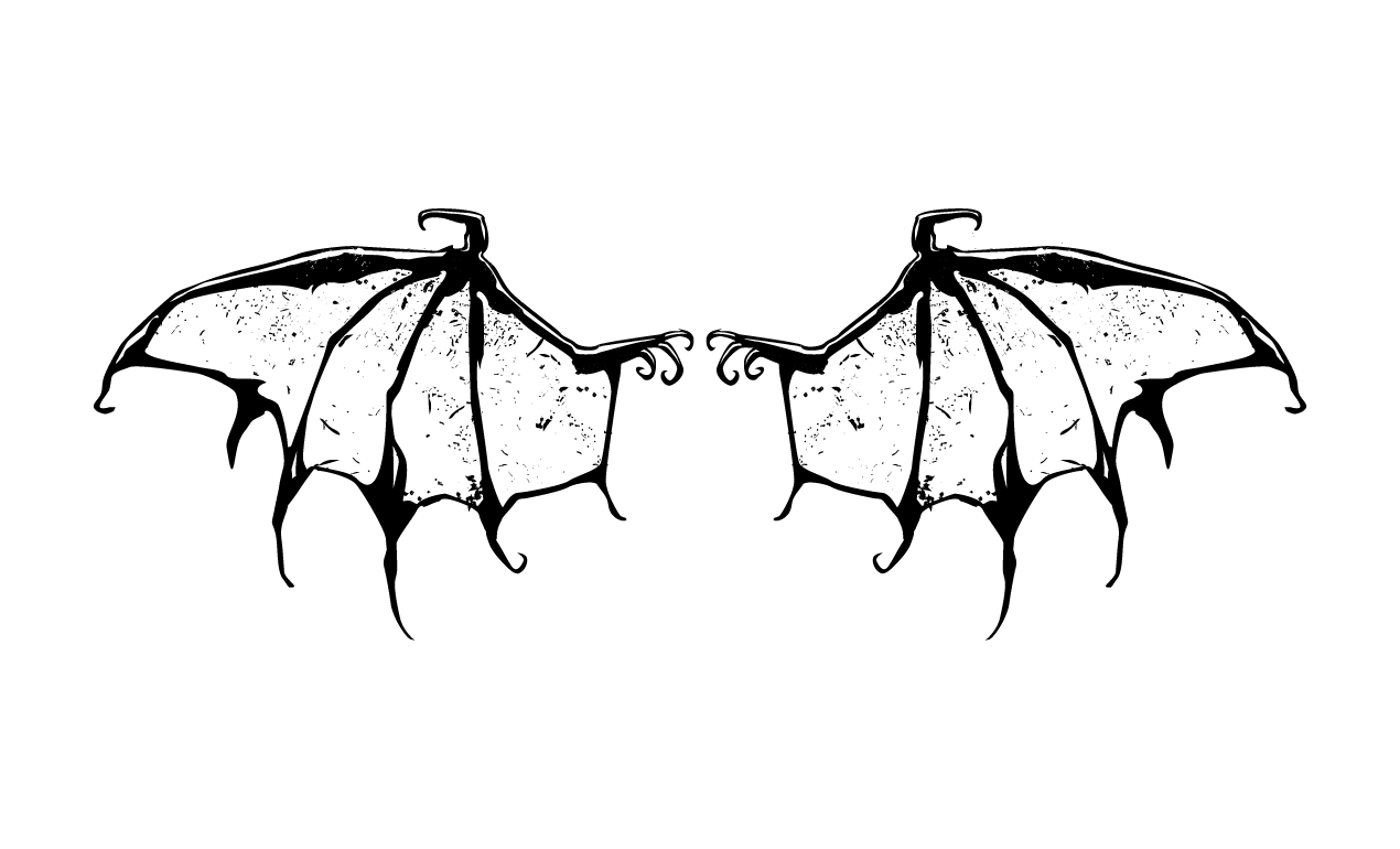bat wings drawing pin on my style drawing wings bat