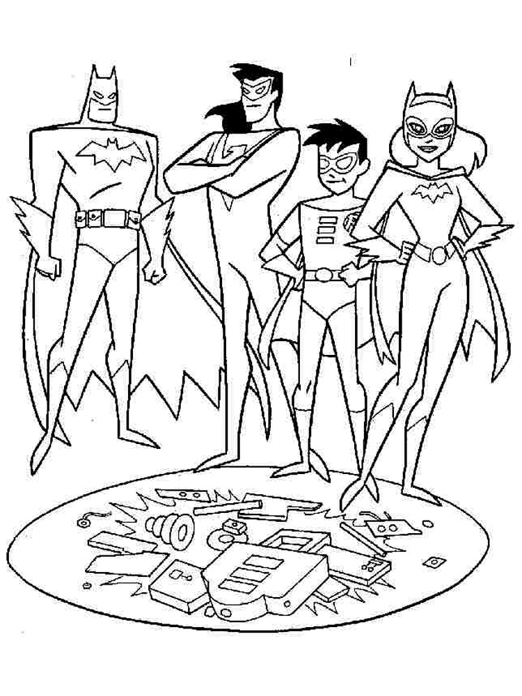 batman and robin printable coloring pages batman and robin coloring pages free printable batman and robin pages printable and coloring batman