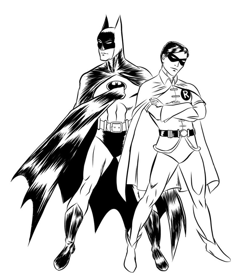 batman and robin printable coloring pages top 10 batman printable coloring pages for kids and adults batman coloring pages printable robin and