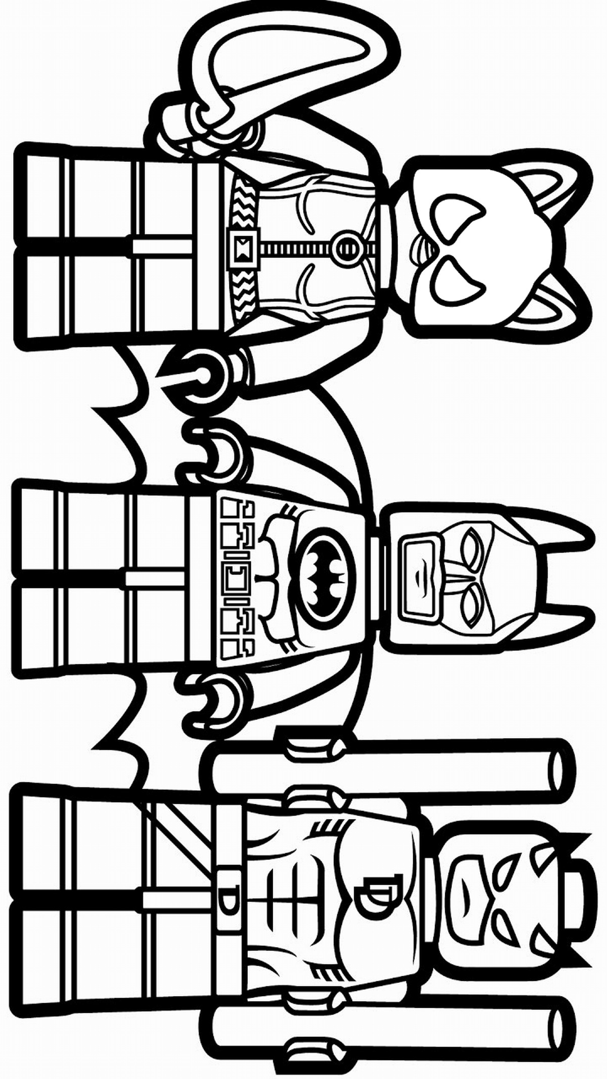 batman lego coloring free printable lego coloring pages for kids lego batman coloring