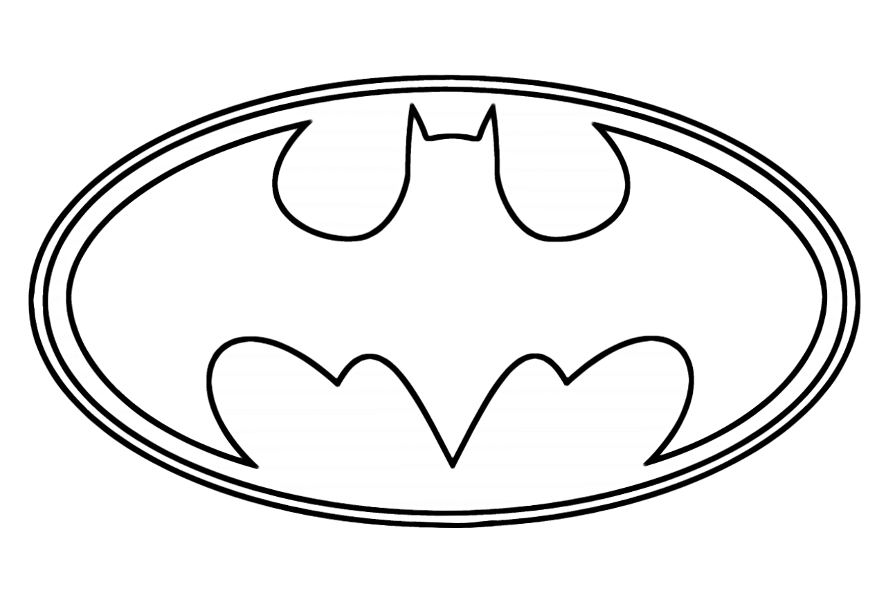 batman logo coloring page batman logo coloring pages free printable batman logo batman page logo coloring