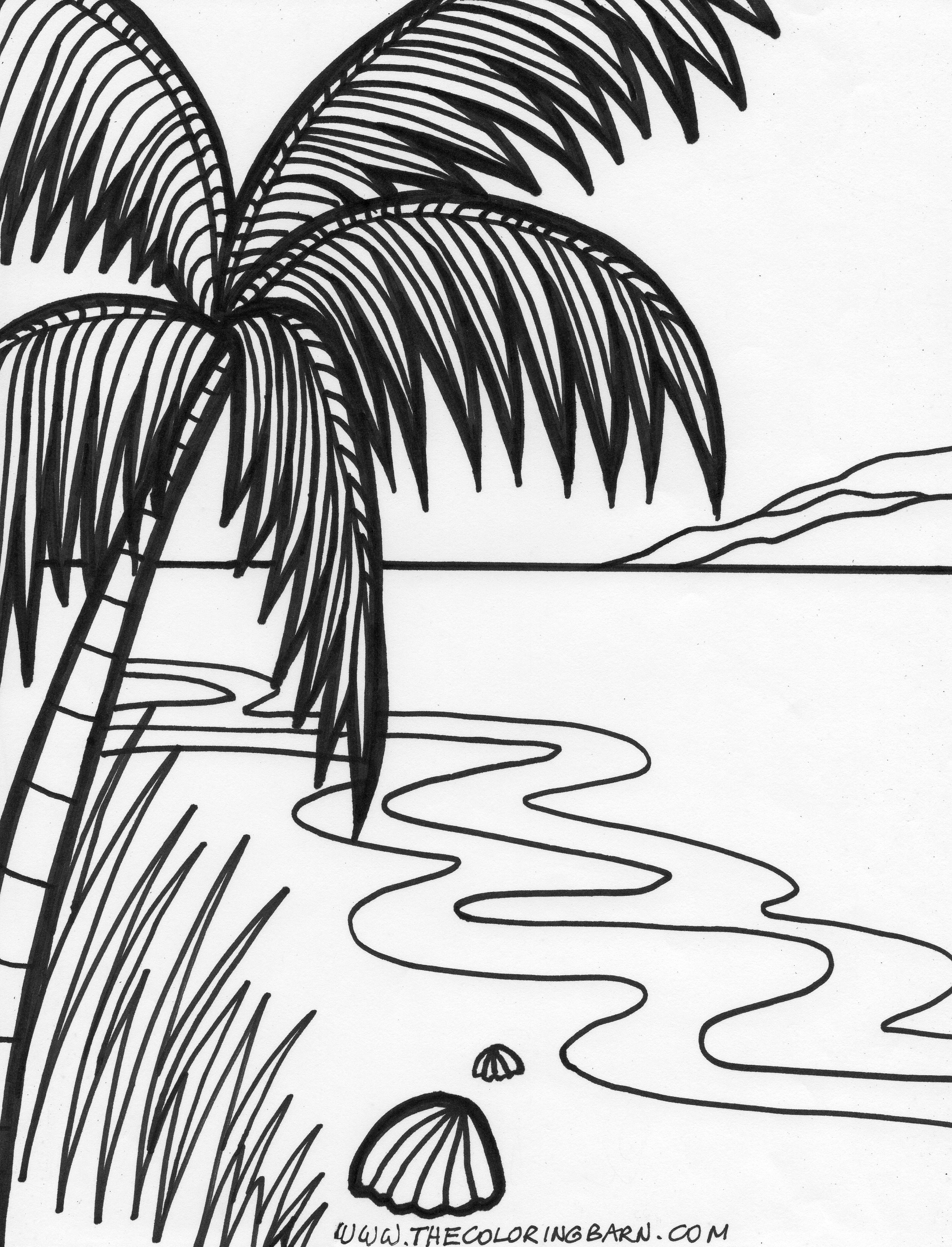 beach sunset coloring pages free printable beach coloring pages for kids beach sunset pages coloring