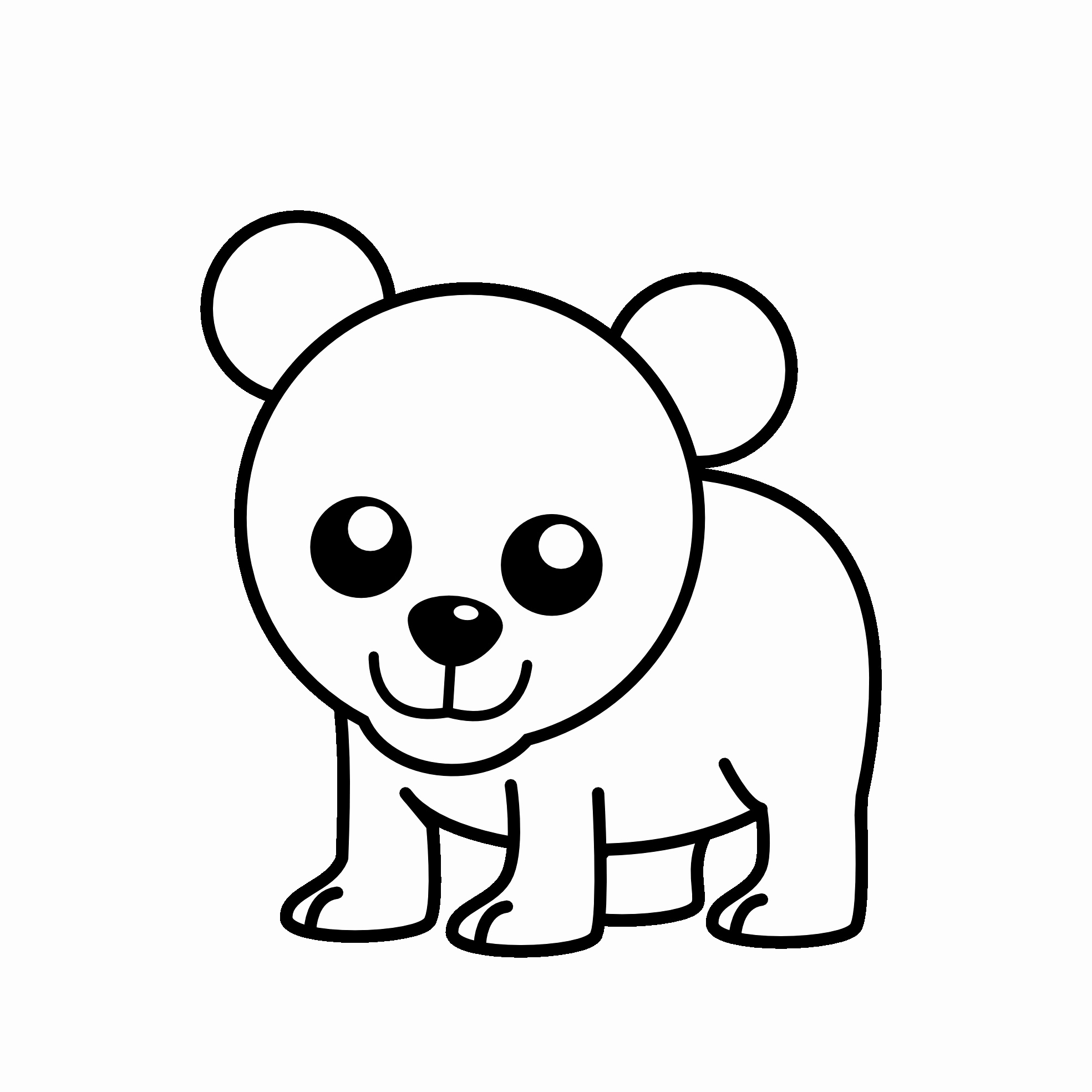 bear cub coloring pages bear cub coloring pages at getdrawings free download bear cub pages coloring