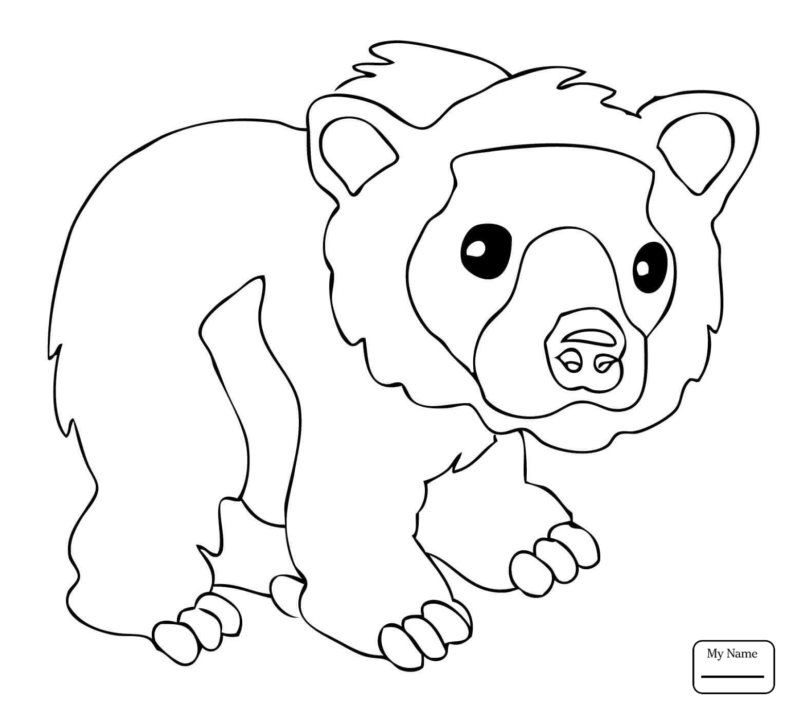 bear cub coloring pages grizzly bear cubs playing coloring page free printable pages coloring bear cub