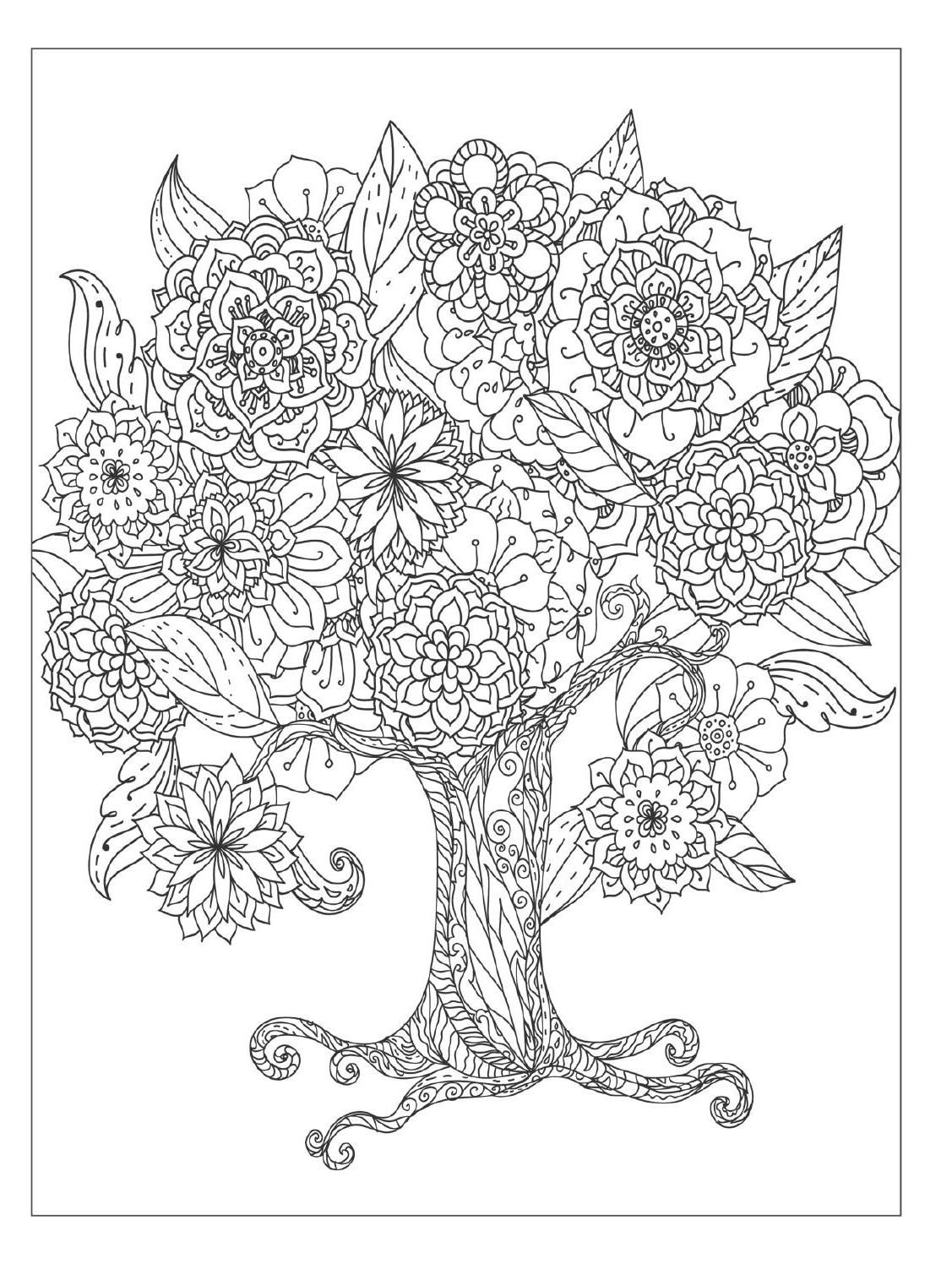 beautiful flowers coloring pages beautiful realistic flowers coloring page for kids flower coloring pages beautiful flowers