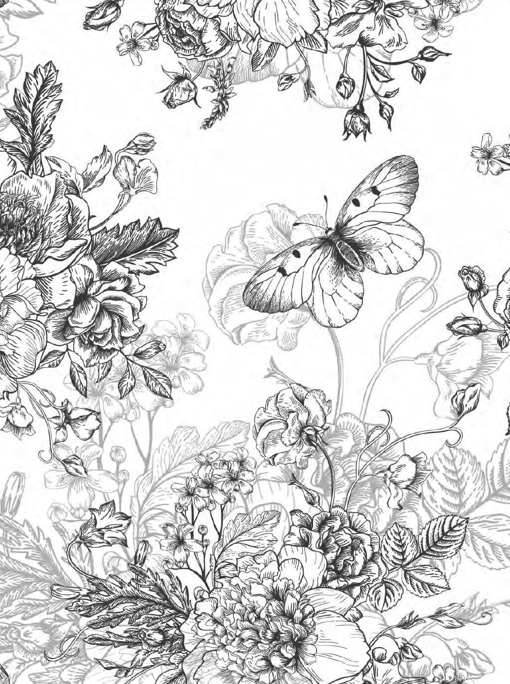 beautiful flowers coloring pages flowers rose flower blooming coloring page rose flower flowers pages beautiful coloring