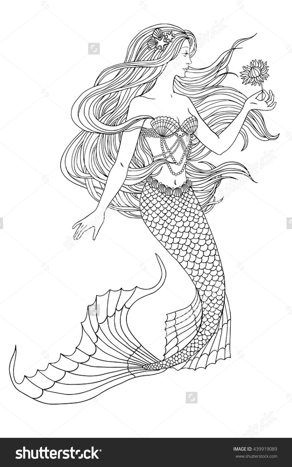 beautiful mermaid mermaid coloring pages 30 stunning mermaid coloring pages mermaid mermaid beautiful coloring pages