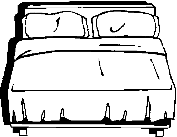 bed coloring pages bed clipart colouring page bed colouring page transparent coloring pages bed