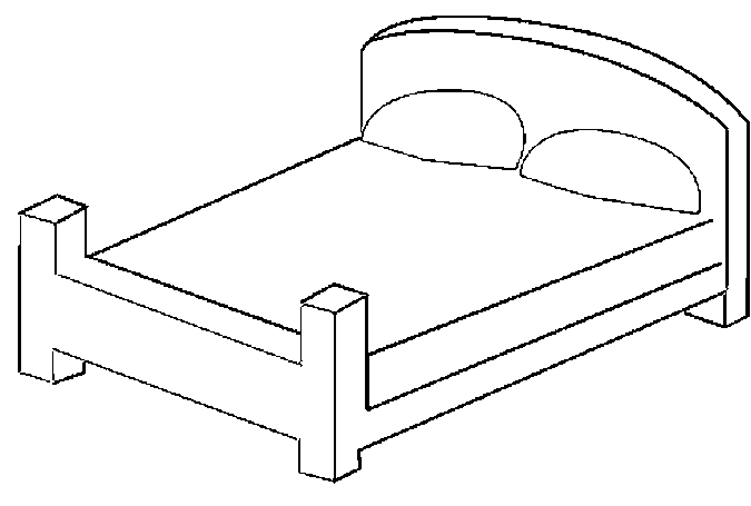 bed coloring pages bed coloring pages to download and print for free coloring pages bed