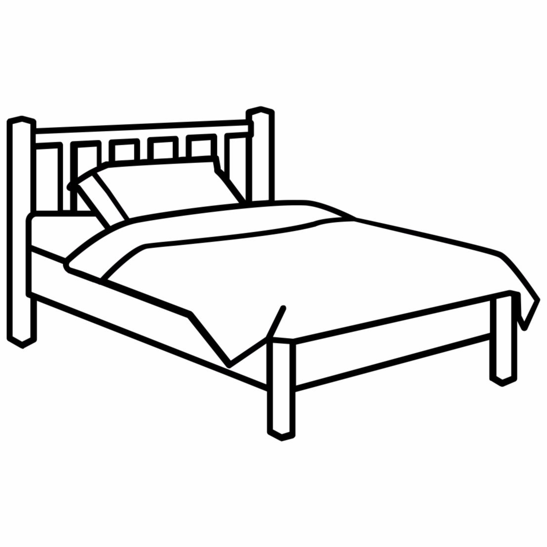 bed coloring pages bed for a girl coloring page free printable coloring pages coloring pages bed