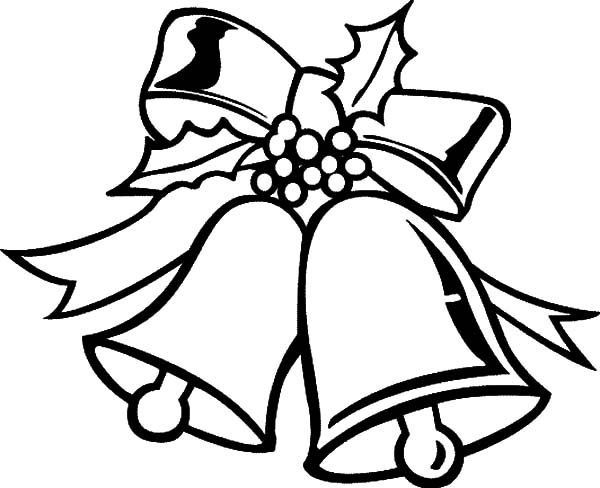 bell coloring page christmas bells coloring pages coloring home coloring bell page