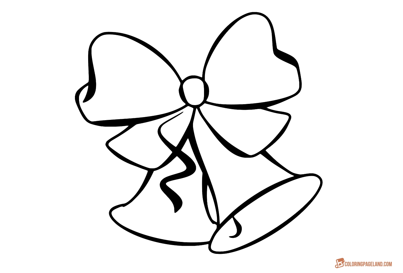 bell coloring pages free printable bell coloring pages for kids coloring pages bell 1 2