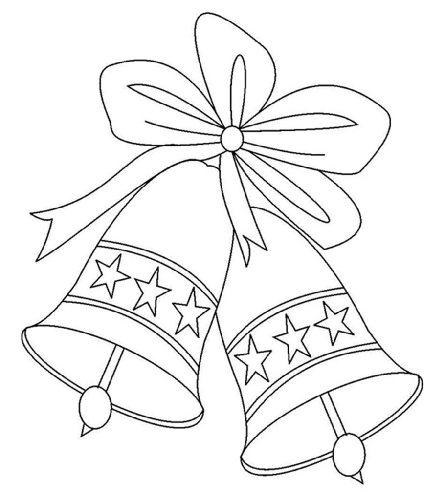 bell coloring pages free printable bell coloring pages for kids pages bell coloring