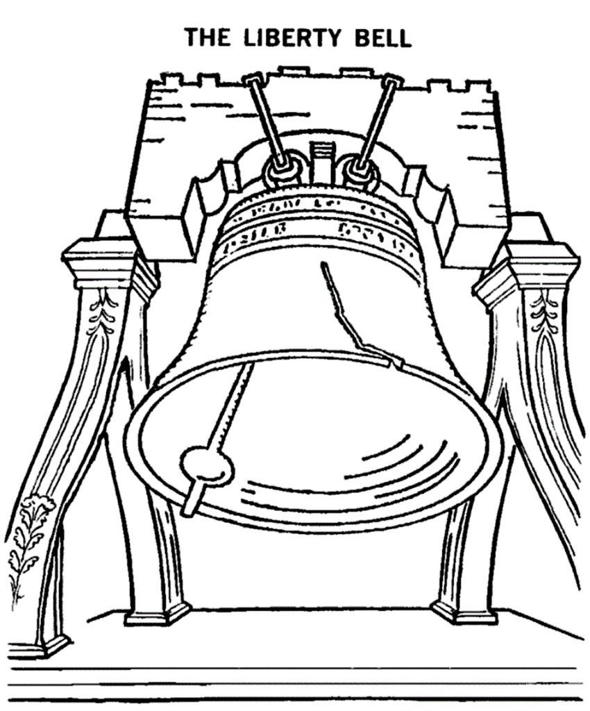 bell coloring pages images of coloring pages of bells google search bell pages coloring