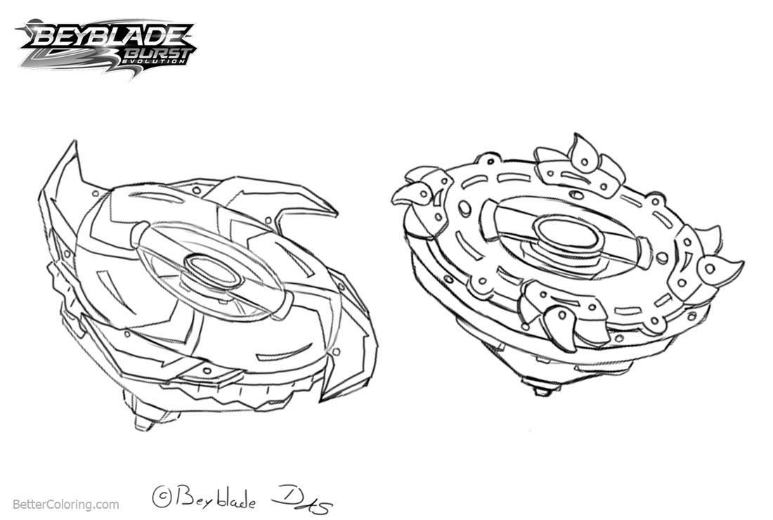 beyblade burst turbo coloring pages beyblade burst coloring pages two beyblades free pages coloring turbo beyblade burst