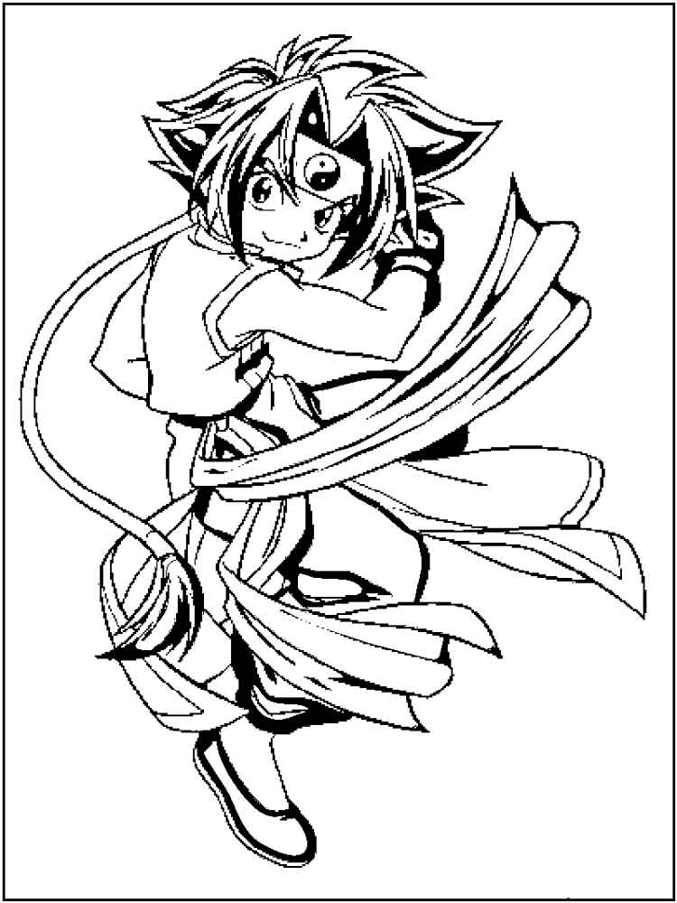 beyblade characters coloring pages beyblade coloring pages free printable beyblade coloring characters pages coloring beyblade