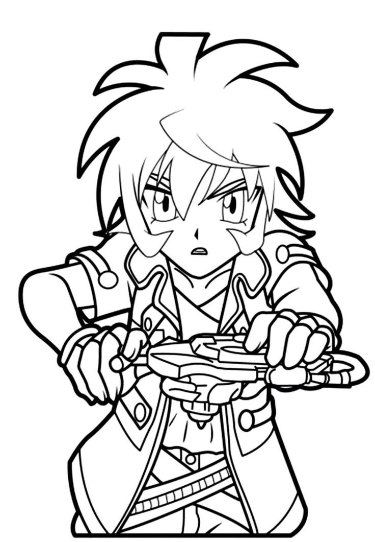 beyblade characters coloring pages beyblade group 3 characters coloring page more beyblade beyblade pages characters coloring