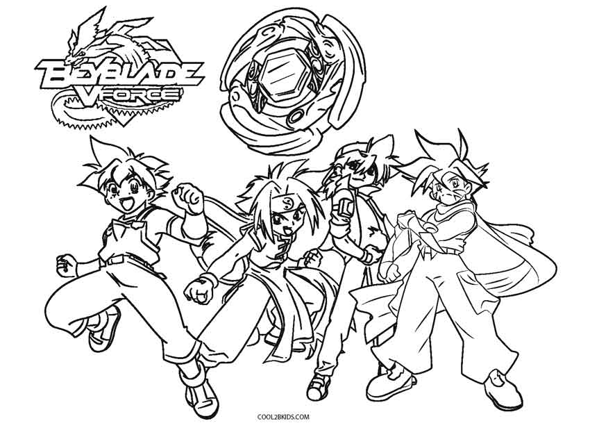 beyblade characters coloring pages free printable beyblade coloring pages for kids beyblade pages characters coloring