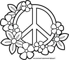 big peace sign coloring pages 59 best images about hippie art peace signs coloring pages big coloring sign peace