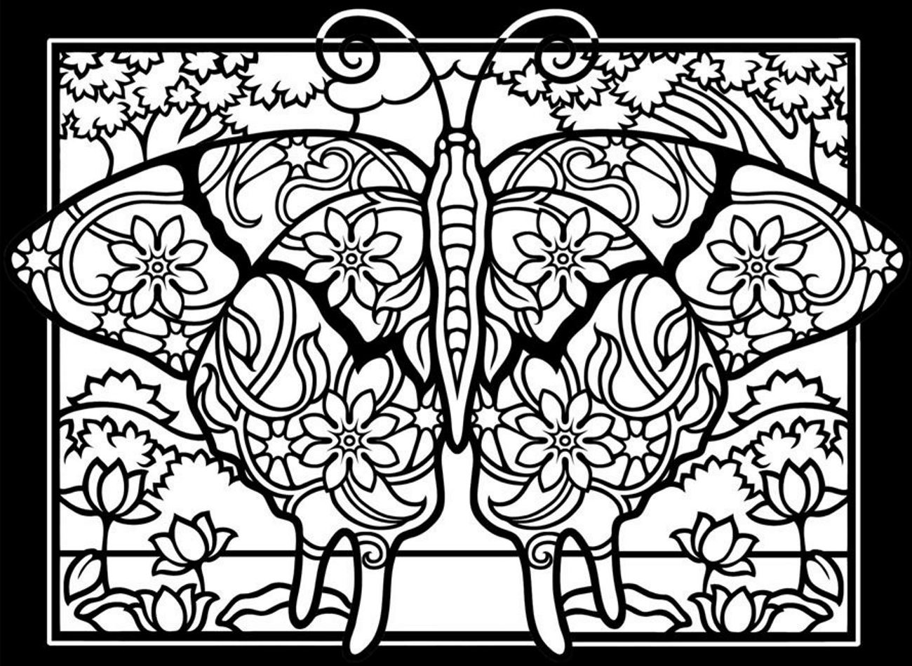 black and white coloring pages for adults butterfly coloring pages for adults best coloring pages white black for adults pages coloring and