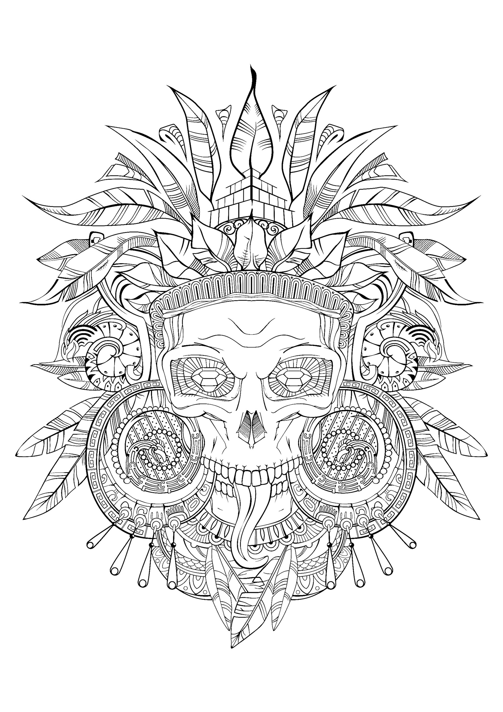 black and white coloring pages for adults pin on abstract zentangles paisley etc to color black coloring adults and pages for white