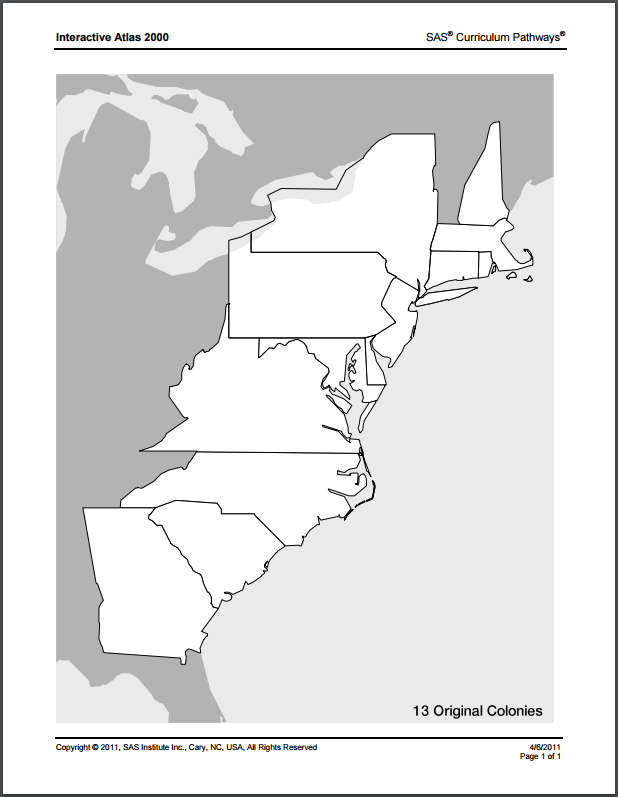 blank 13 colonies map search results blank map of the original 13 colonies map 13 blank colonies