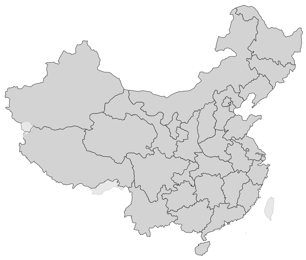 blank map of china 35 blank map of china maps database source map of blank china
