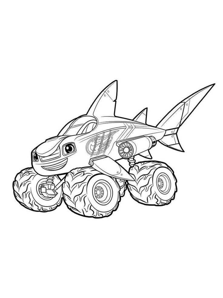 blaze monster truck printable blaze and the monster machine coloring pages for truck monster blaze