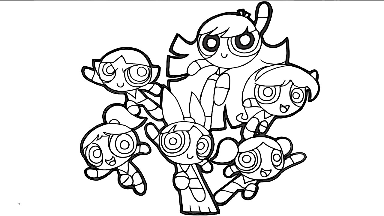 bliss powerpuff girls coloring pages coloring pages the powerpuff girls coloring bliss the powerpuff coloring pages girls bliss