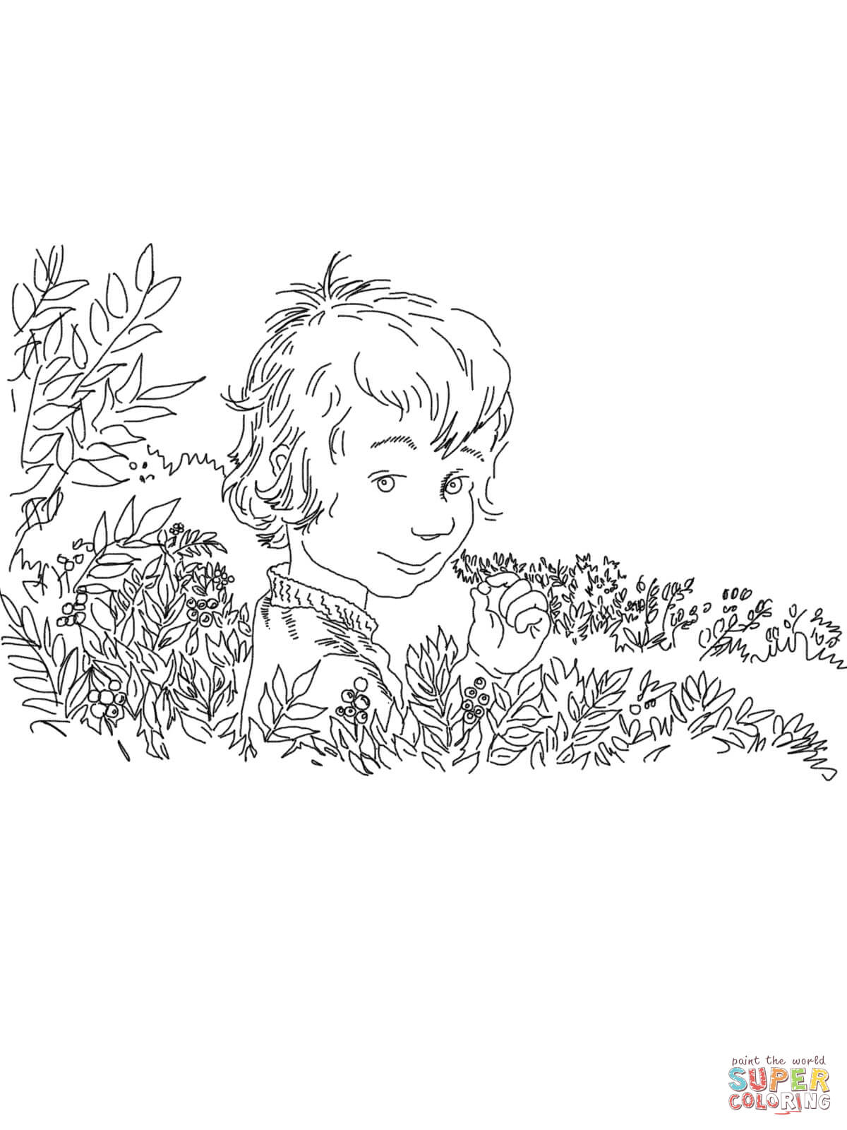 blueberries for sal coloring page blueberries for sal coloring page blueberries my older for blueberries sal page coloring