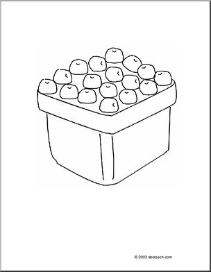 blueberries for sal coloring page pages only coloring pages sal for coloring page blueberries