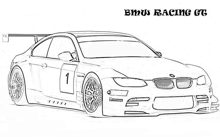 bmw race car coloring pages super car bmw 750il coloring page for kids printable free race pages coloring car bmw