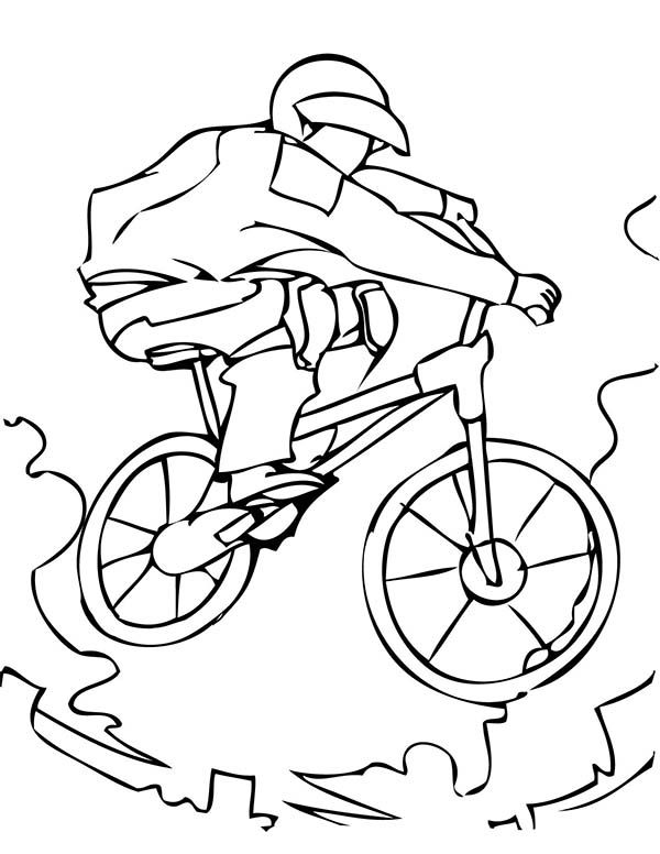 bmx printable coloring pages bmx coloring page coloring home printable coloring pages bmx