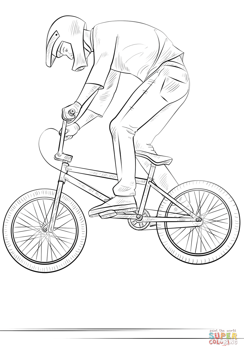 bmx printable coloring pages bmx coloring pages coloring pages to download and print bmx coloring printable pages